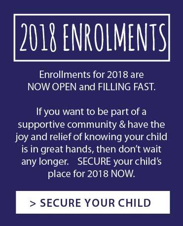 2018 enrolments