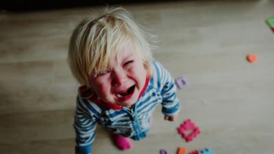 taming toddler tantrums and meltdowns