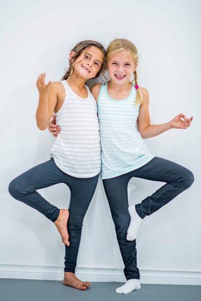 kids yoga class gold coast