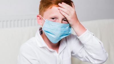 tips for reassuring children about coronavirus